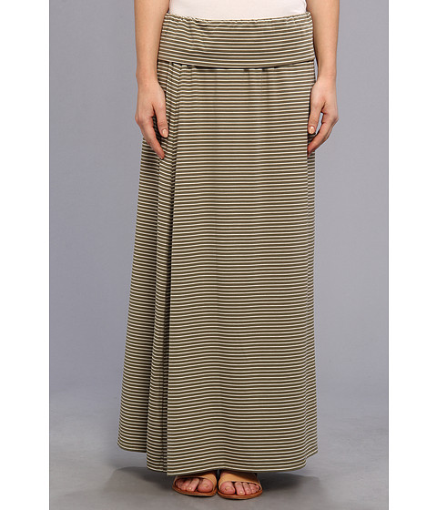 two by vince camuto teeny stripe maxi skirt shipped free