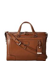 Tumi - Astor - Regis Slim Zip Top Leather Brief