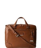 Tumi - Astor Ansonia Zip Top Leather Brief