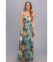 TWO by Vince Camuto - S/L Bohemian Patchwork Dress