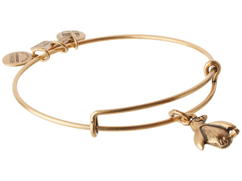Alex and Ani Penguin Charm Bangle