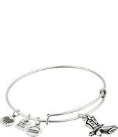 Alex and Ani - Cowboy Boot Charm Bangle