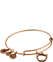 Alex and Ani - Queen's Crown Charm Bangle