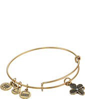 Alex and Ani - Lucky Clover Charm Bangle