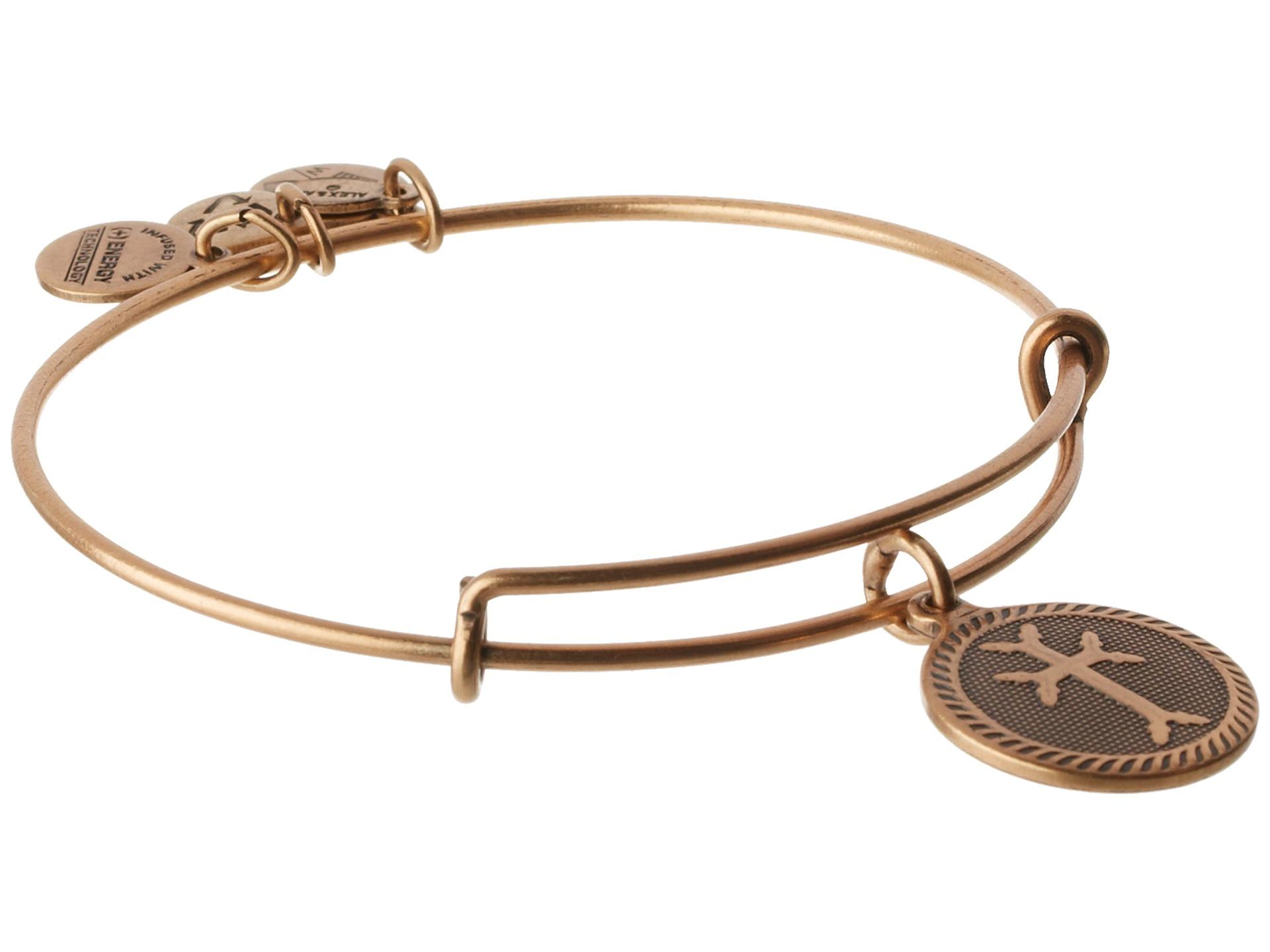 alex and ani armenian cross charm bangle rafaelian gold
