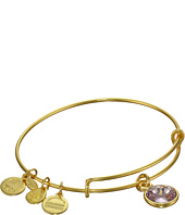 Alex and Ani - June Birthstone Charm Bangle