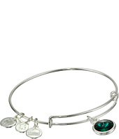 Alex and Ani - May Birthstone Charm Bangle