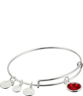 Alex and Ani - July Birthstone Charm Bangle