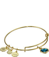 Alex and Ani - December Birthstone Charm Bangle