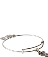 Alex and Ani - Endless Knot Charm Bangle