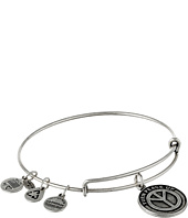 Alex and Ani - Turn Peace Up® Charm Bangle
