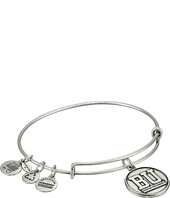 Alex and Ani - Boston University™ Logo Charm Bangle