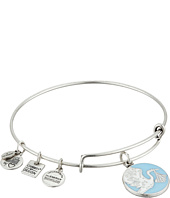 Alex and Ani - Blue Special Delivery Charm Bangle
