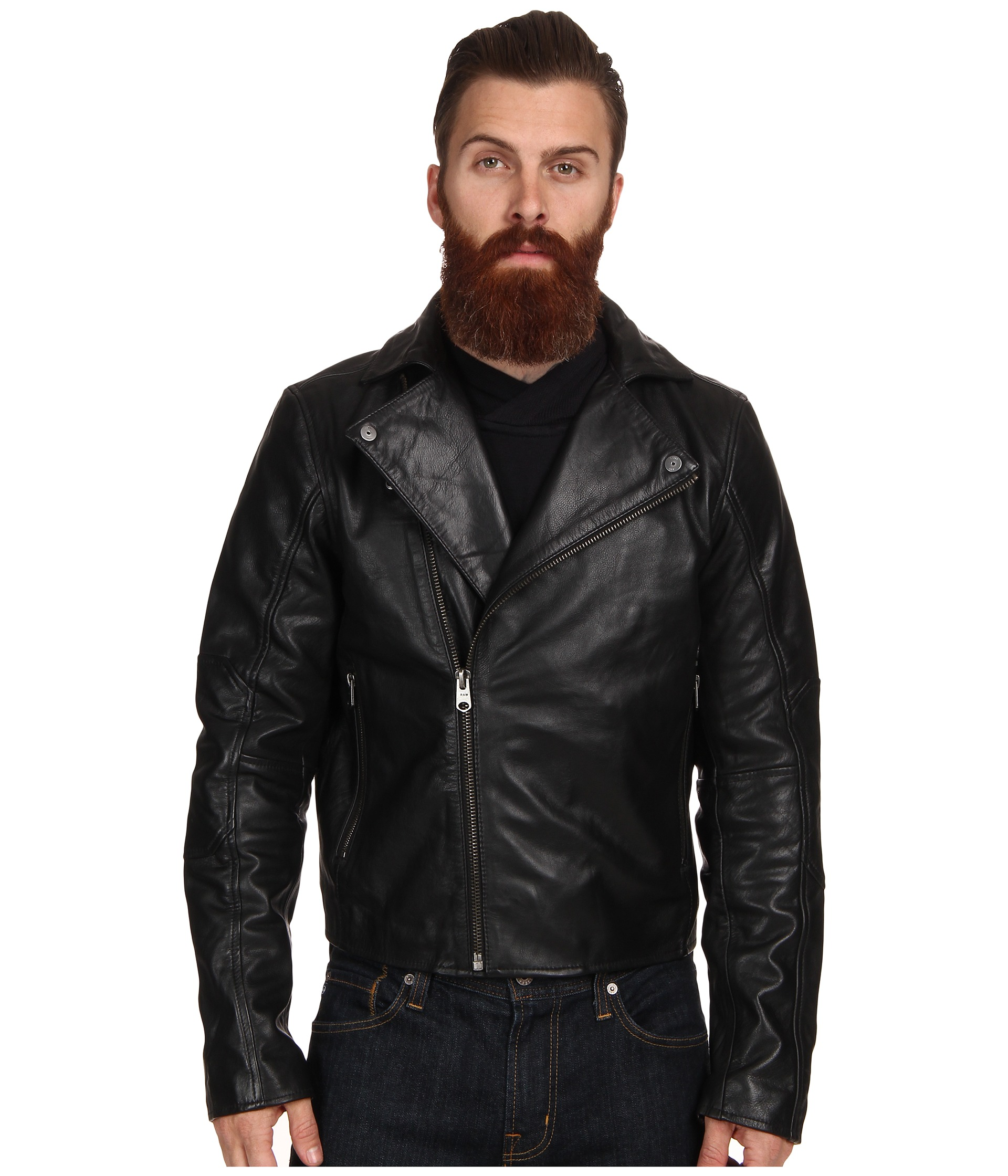 Black Leather Jackets For Boys Perfecto leather jacket