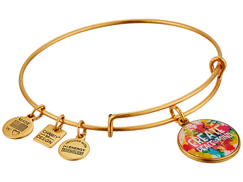 Alex and Ani Peace Of Mind Charm Bangle