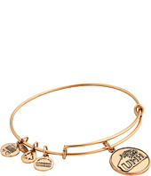 Alex and Ani - University of New Hampshire Logo Charm Bangle