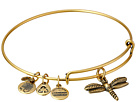 Dragonfly Charm Bangle