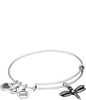 Alex and Ani - Dragonfly Charm Bangle