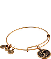 Alex and Ani - Initial L Charm Bangle