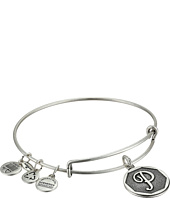 Alex and Ani - Initial P Charm Bangle