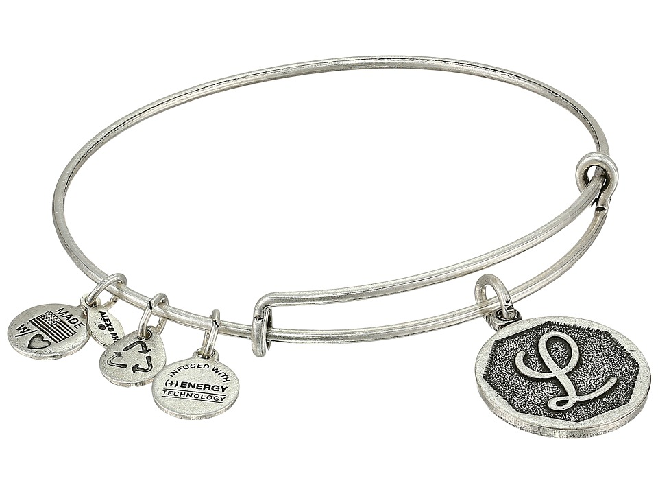 Alex and Ani Alex and Ani - Initial L Charm Bangle