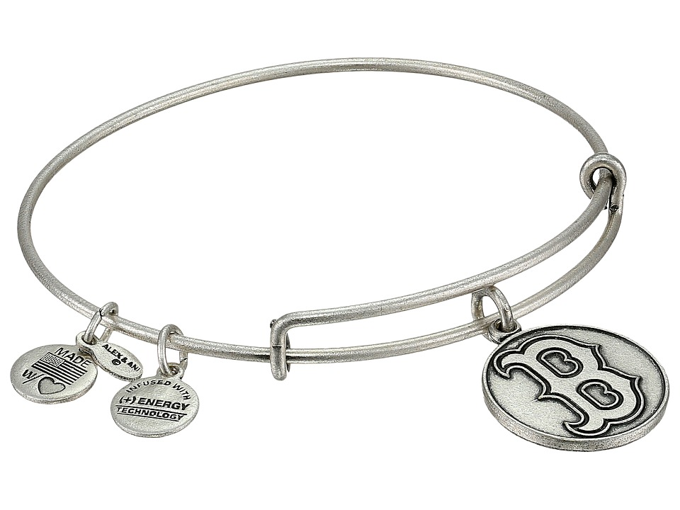 Alex and Ani - MLB Boston Red Sox Charm Bangle