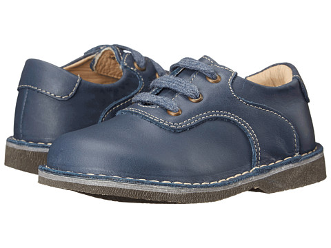 Kid Express Ryan (Toddler/Little Kid/Big Kid) - Navy Leather