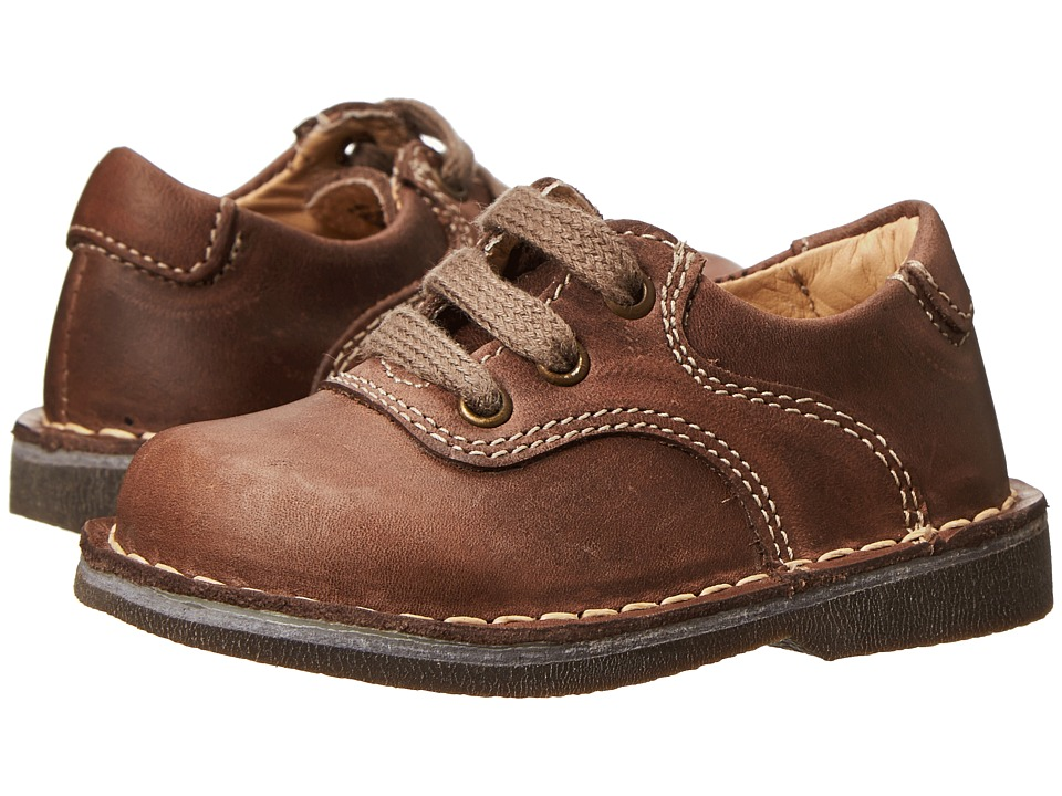 Kid Express Ryan (Toddler/Little Kid/Big Kid) Tan Suede - Zappos ...