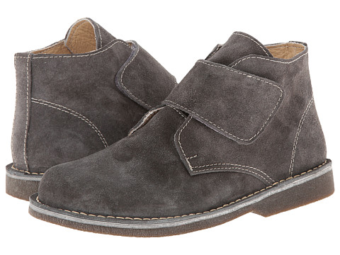 Kid Express Maddox (Toddler/Little Kid/Big Kid) - Gray Suede