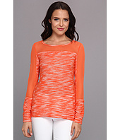 Aryn K - Mix Media Light Weight Sweater