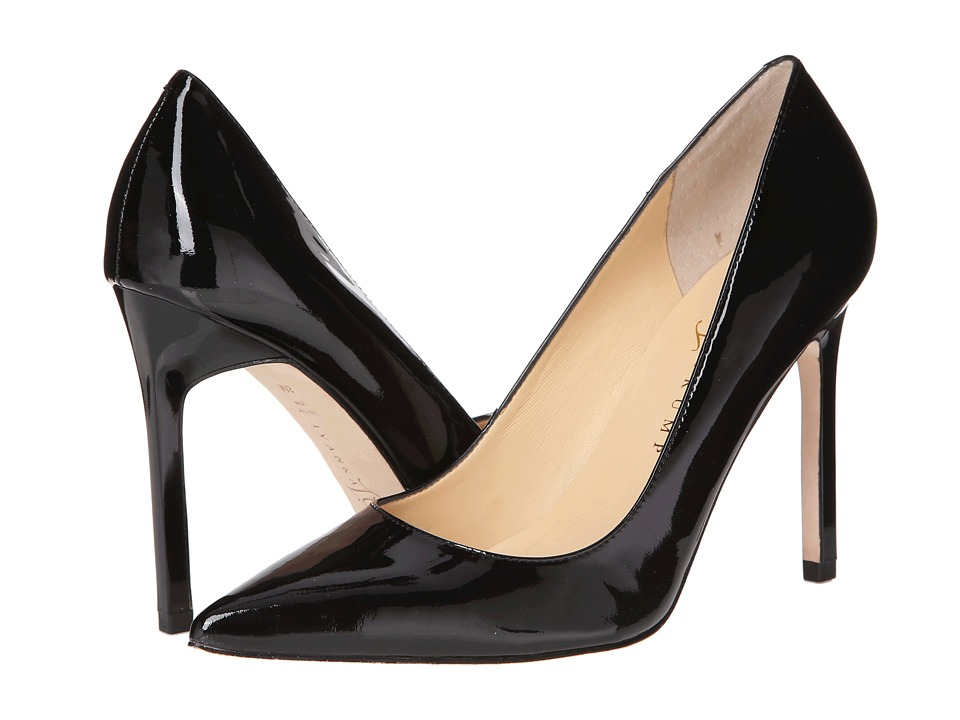 Ivanka Trump Carra (Black Patent) High Heels