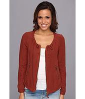 Lucky Brand - Henna Linen Jacket