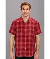 Lucky Brand - Mesa Linen Western Shirt