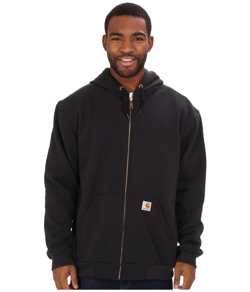 Carhartt RD Rutland Thermal-Lined Hooded Zip-Front Sweats...