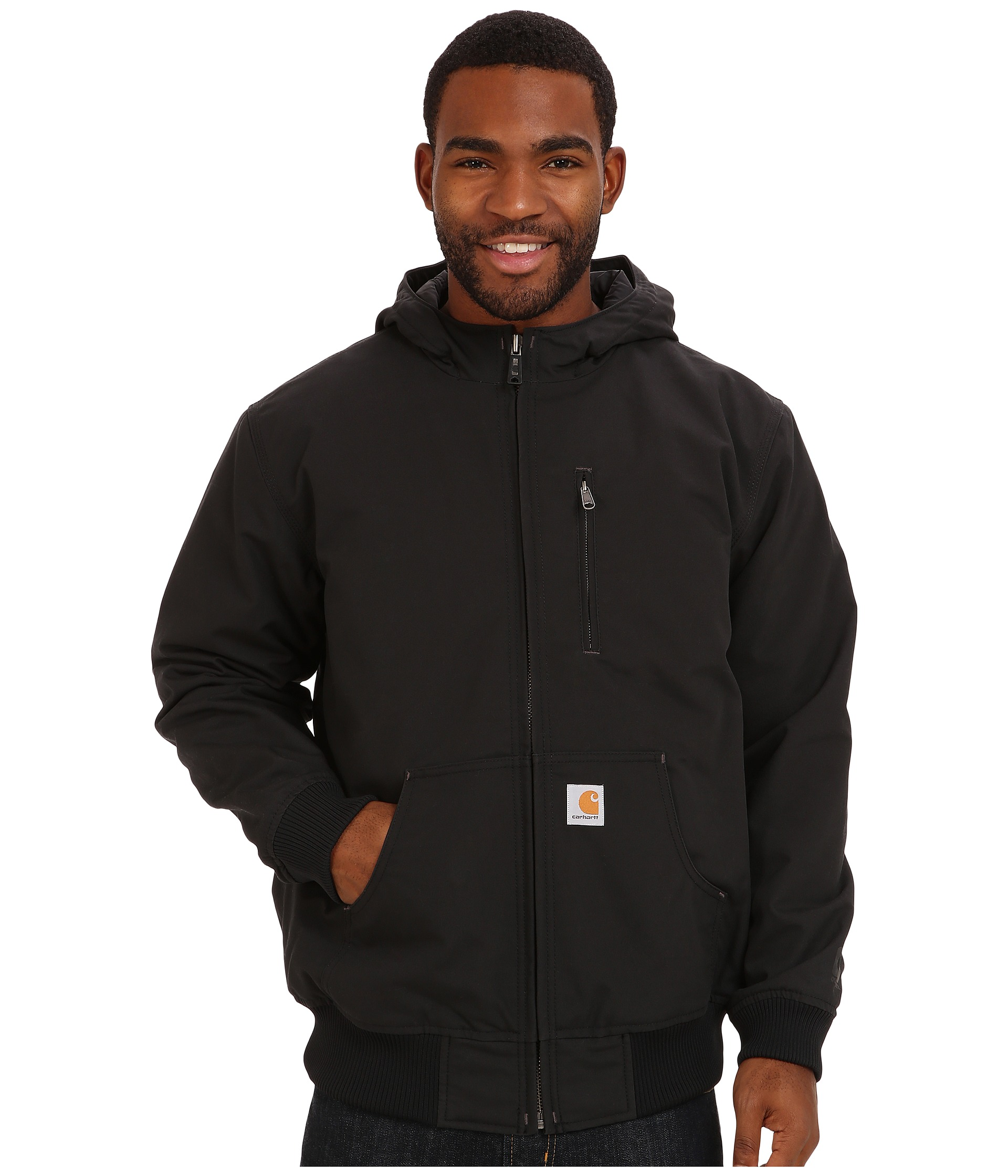 Carhartt Quick Duck Jefferson Active Jacket, Clothing ...