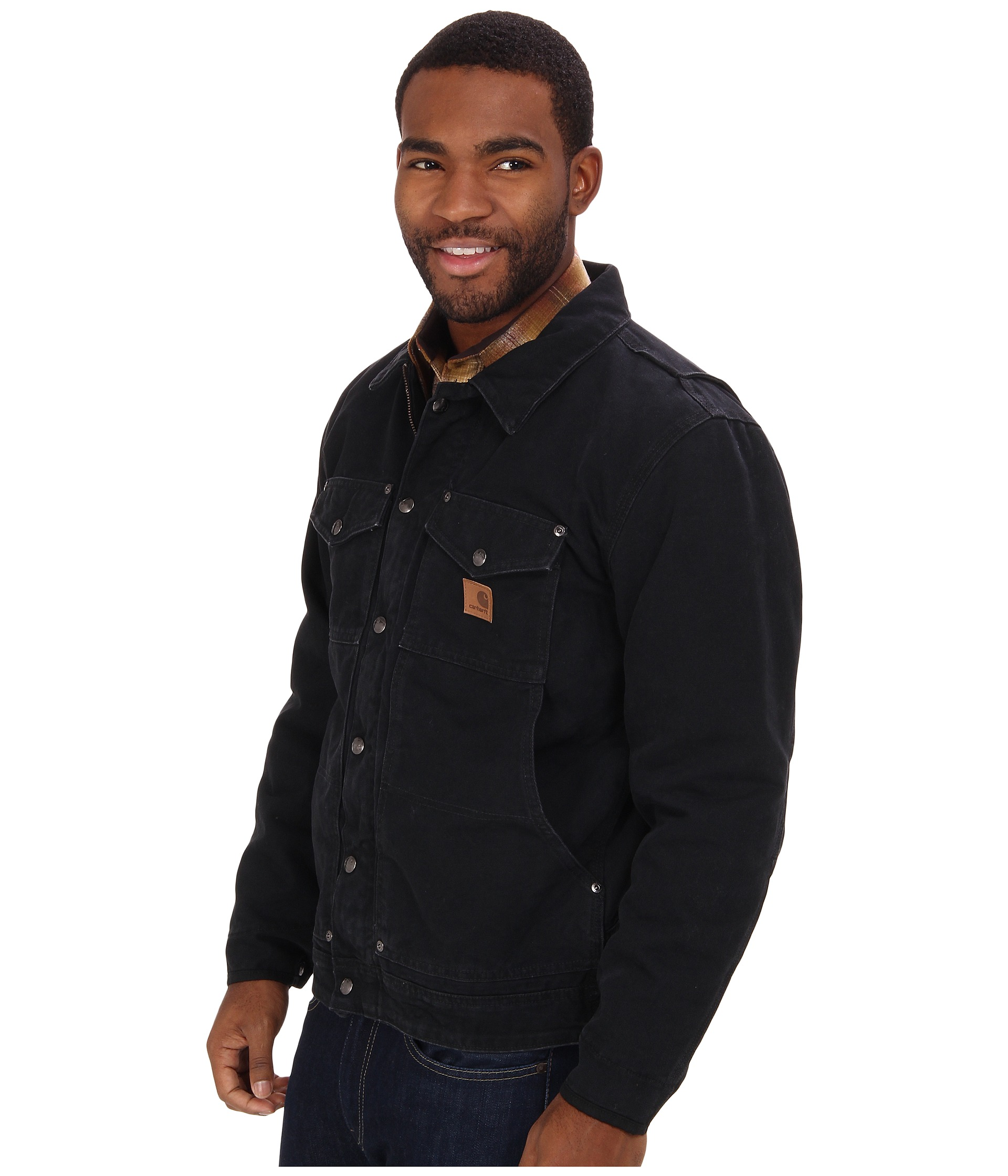 woodsville guys Carhartt 101740 - woodsville jacket  home carhartt men's jackets & coats  carhartt 101740 - woodsville jacket - fleece lined.