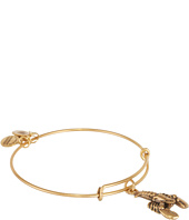 Alex and Ani - Lobster Charm Bangle