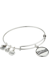 Alex and Ani - University of Massachusetts Amherst Logo Charm Bangle