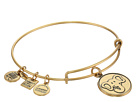 The Elephant Charm Bangle