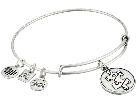 Alex and Ani Piece Of The Puzzle Charm Bangle