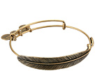 Alex and Ani Quill Feather Bangle