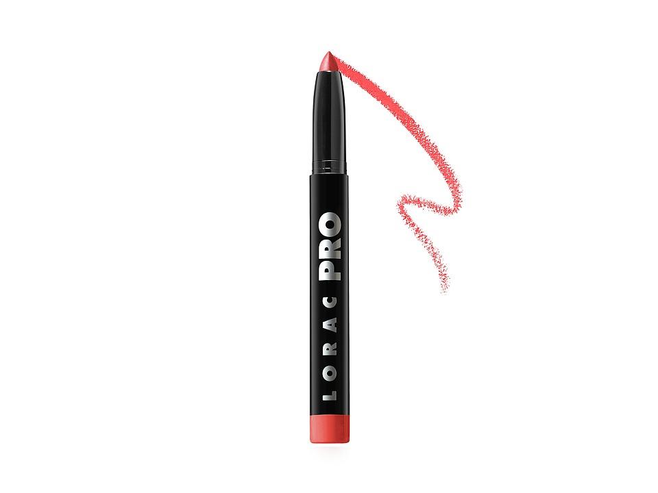 LORAC PRO Matte Lip Color Coral Color Cosmetics