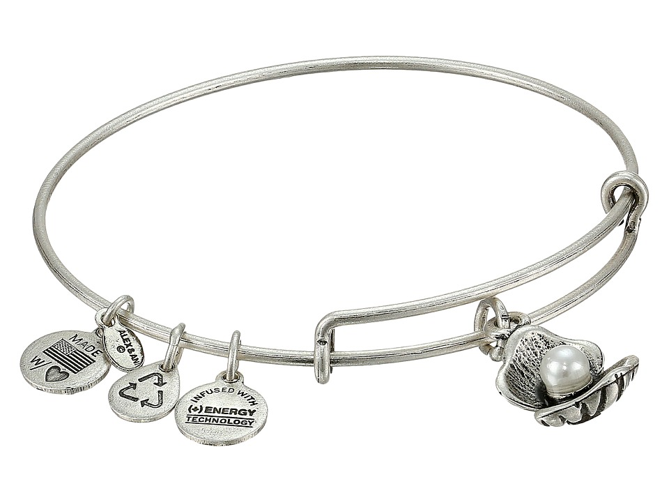 Alex and Ani - Oyster Charm Bangle