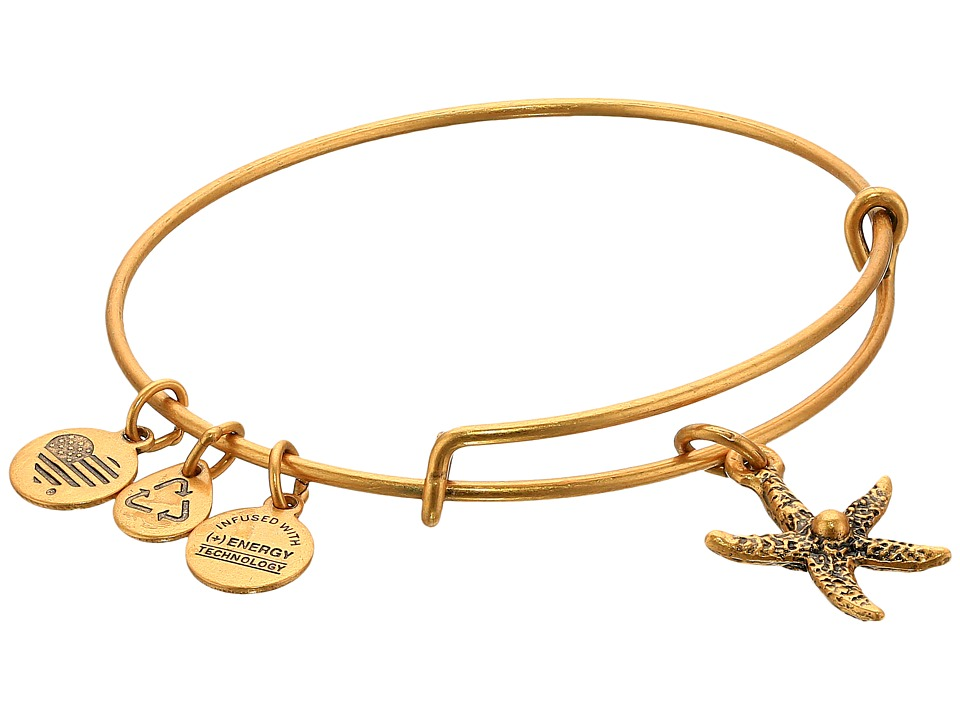 Alex and Ani - Starfish Charm Bangle