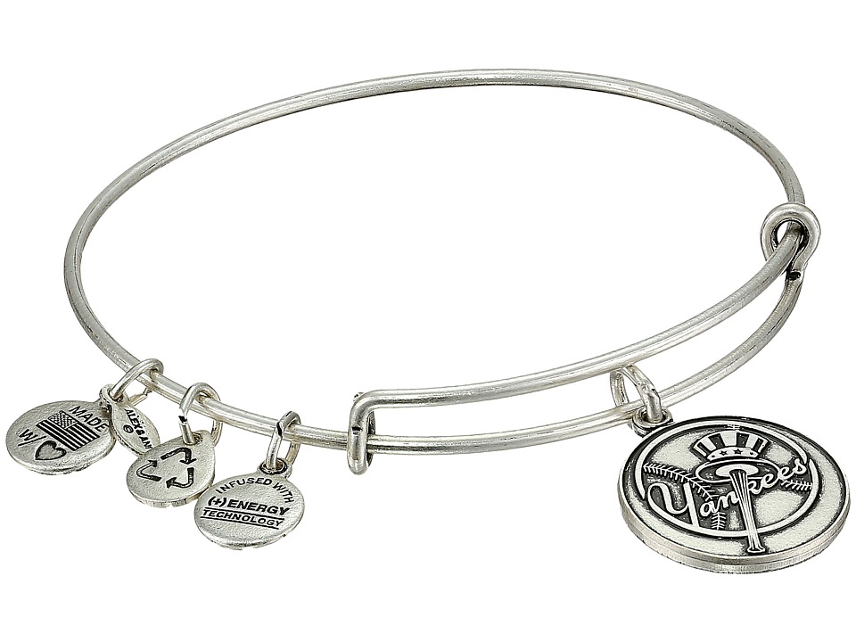 Alex and Ani - MLB New York Yankees Charm Bangle