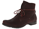 Think! Denk Lace Up Bootie - 83015 (Chianti/Kombi)