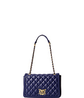 LOVE Moschino - I Love Superquilted Chain Strap Shoulder Bag