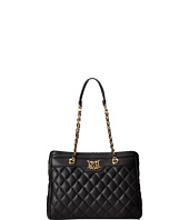 LOVE Moschino - I Love Superquilted Shoulder Bag