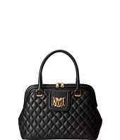 LOVE Moschino - I Love Superquilted Bowler Bag