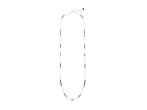 House of Harlow 1960 Sunburst Bar Wrap Necklace - Gold Tone